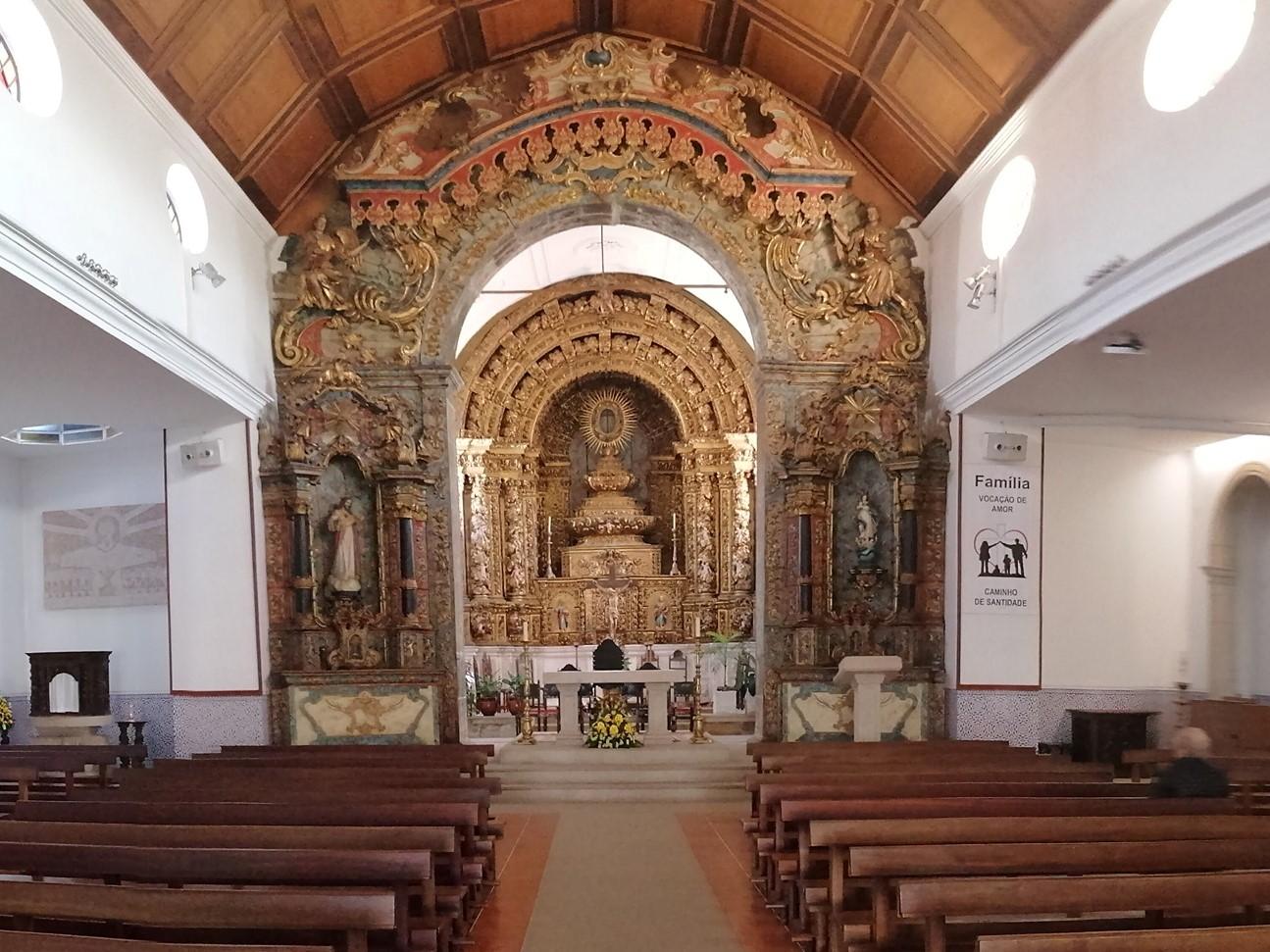 Iglesia Parroquial de Albergaria-a-Velha